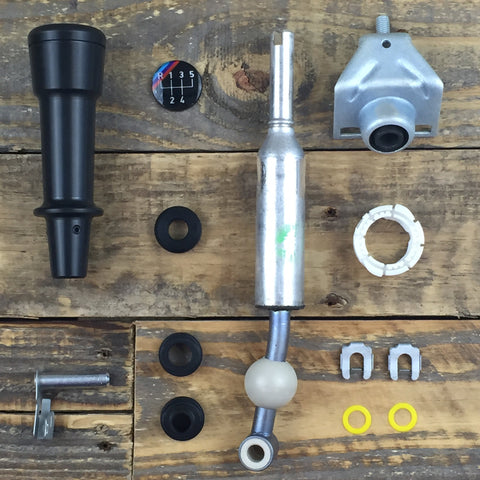 "Condor ""Tall"" Knob - 24v Swap - Short Shift Kit - E30"