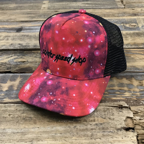 Condor Red-tro Hat