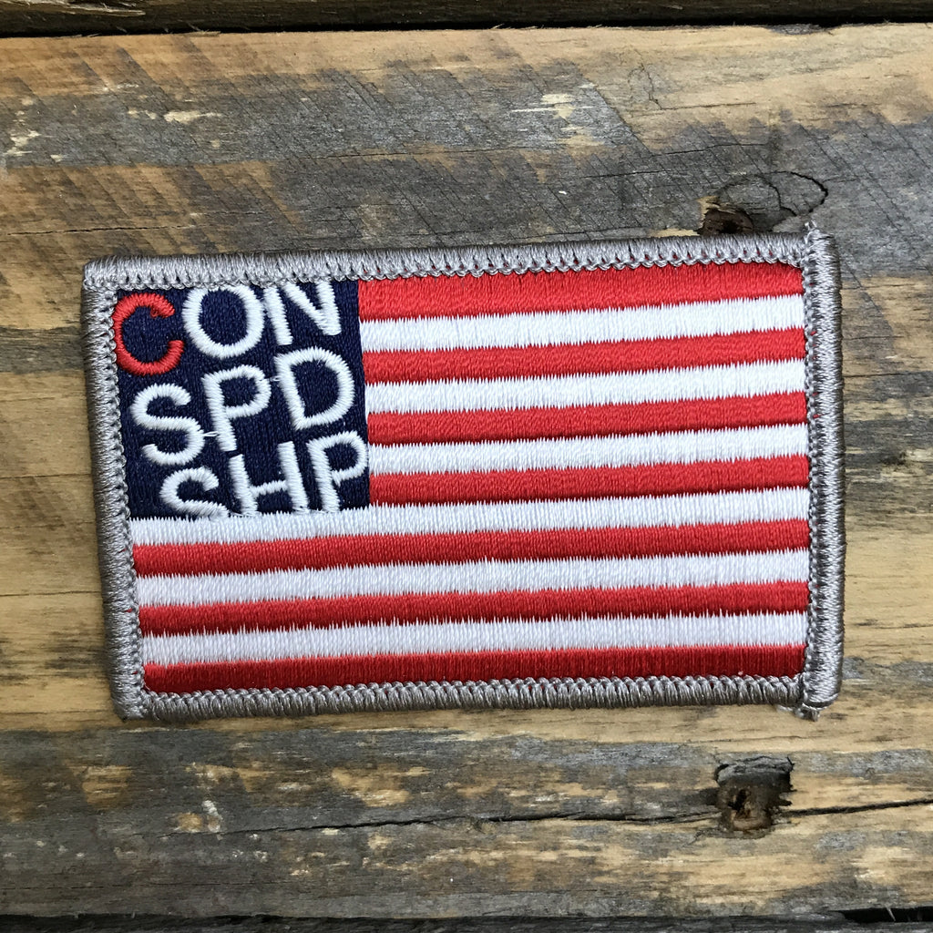 Condor America Flag Patch
