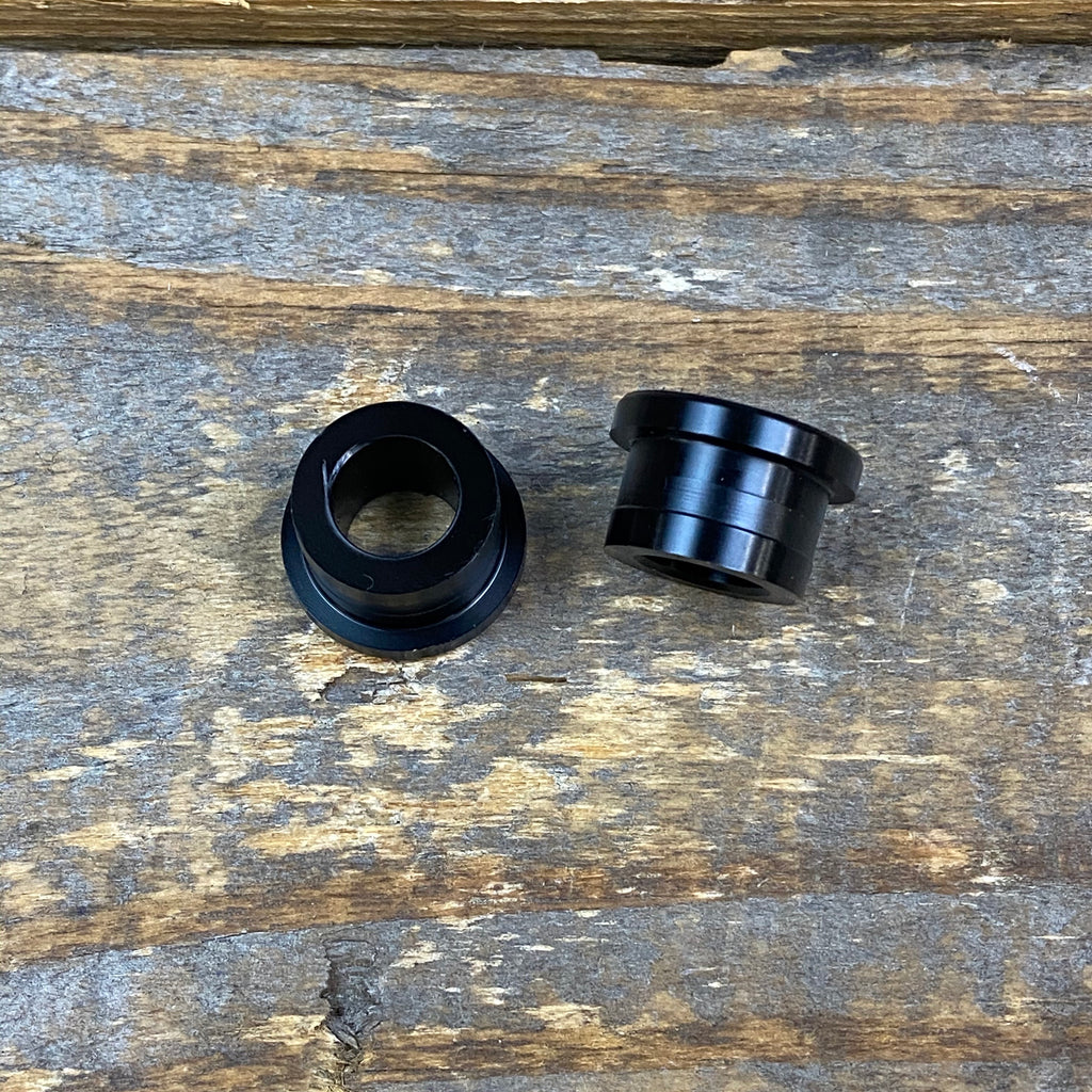 Accelerator pedal bushings