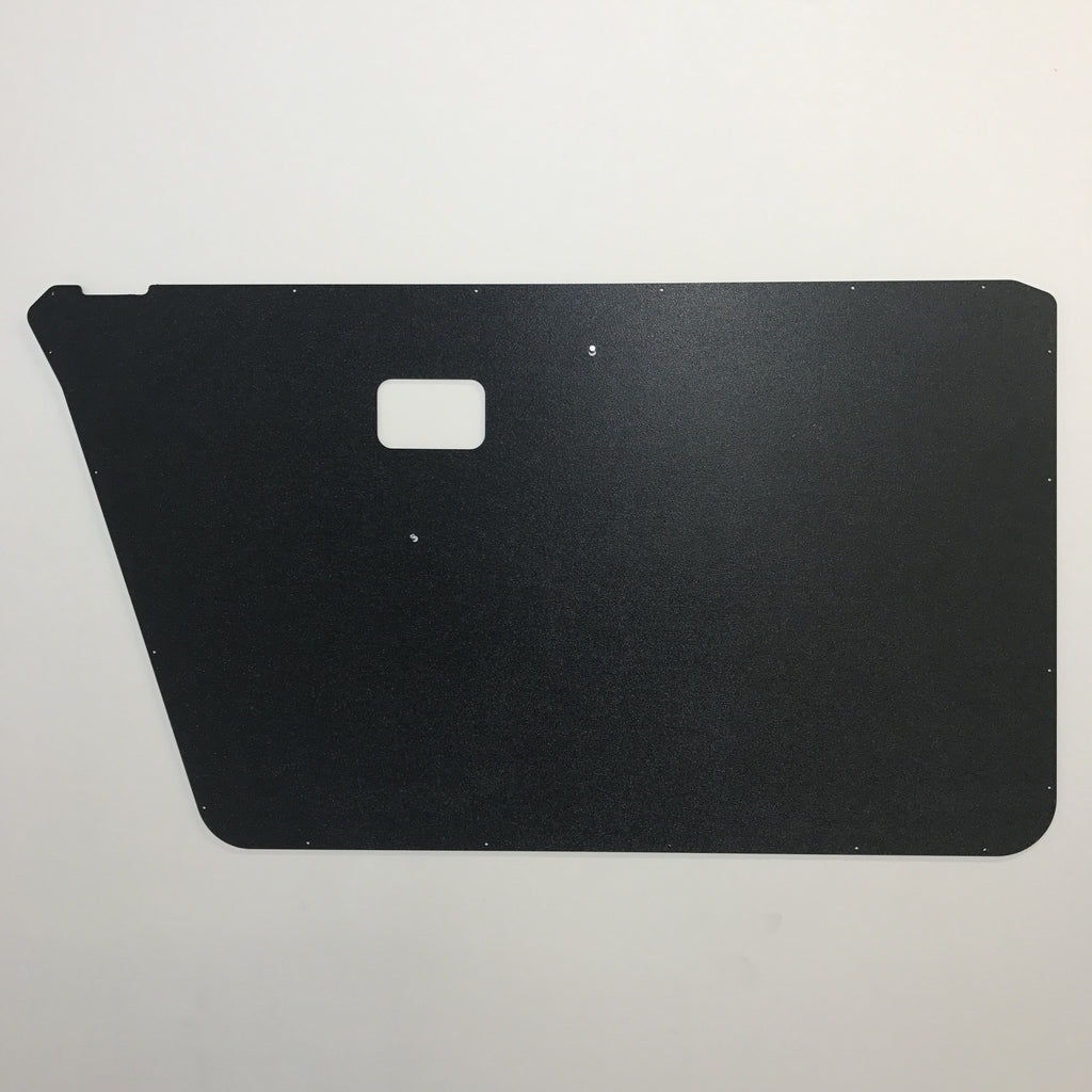 Black Door Cards - E30 Sedan