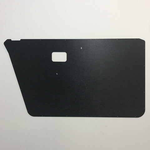 Black ABS plastic door cards - E30 Sedan