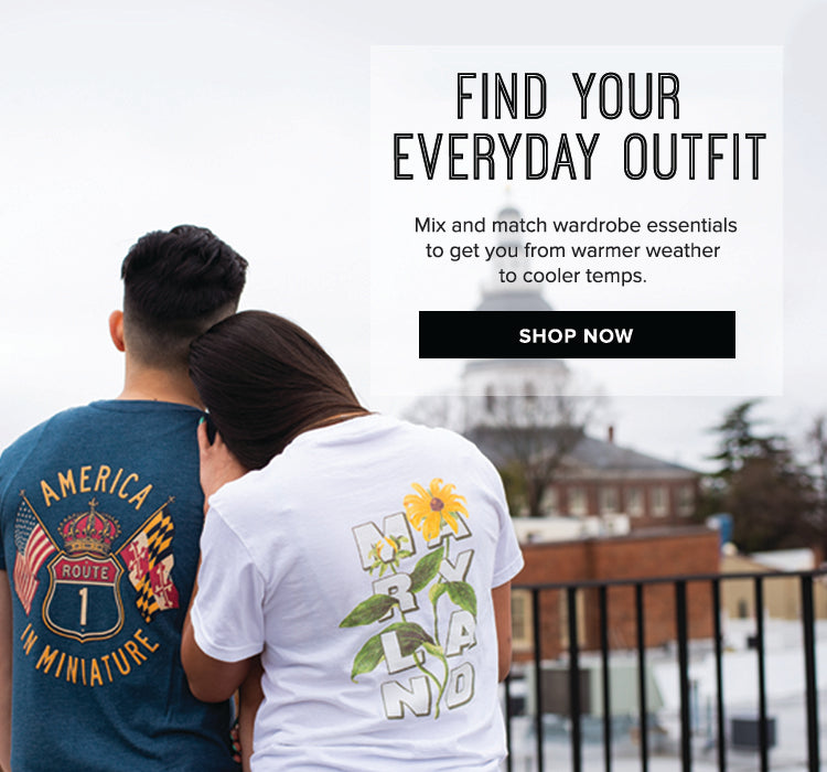 b80eea22a Maryland Pride Clothing and Accessories. – Route One Apparel