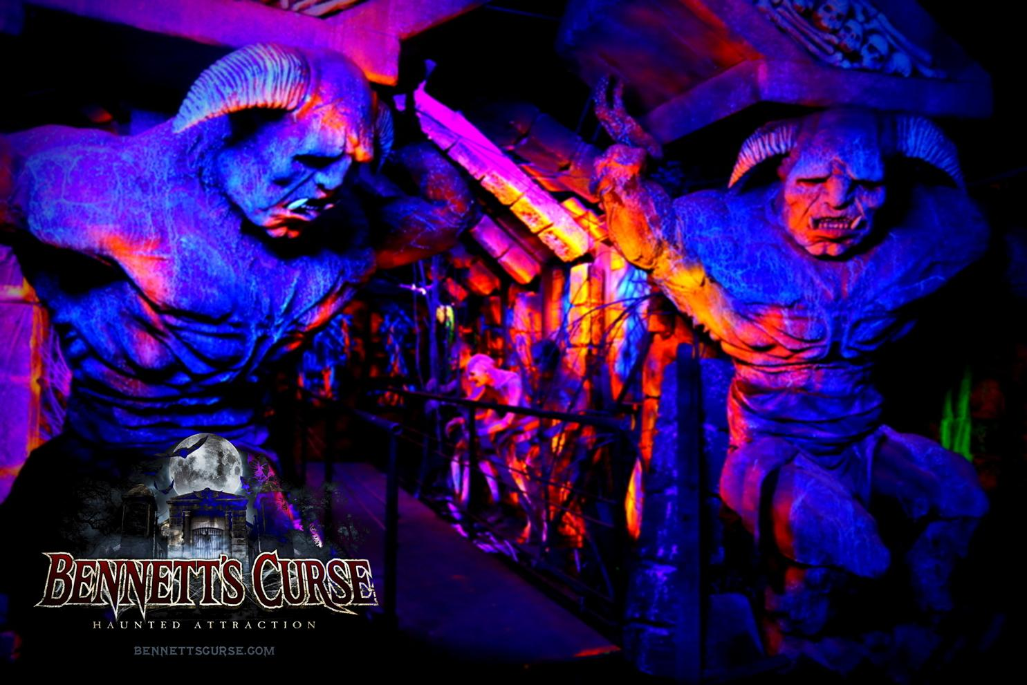 the 9 most terrifying haunted attractions in maryland route one