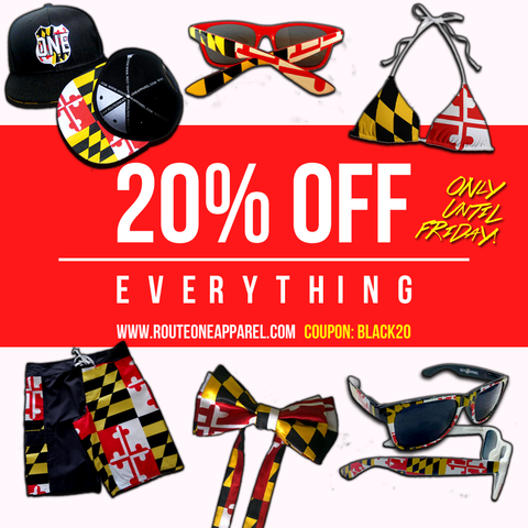 Maryland clothing amp accessories black friday special starts now 20