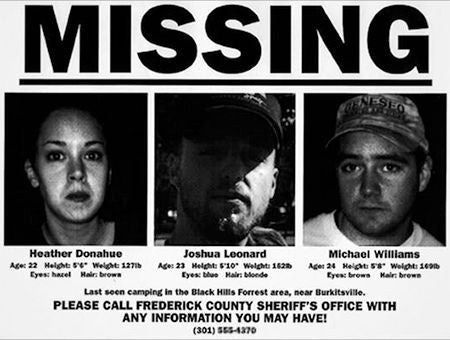5 Things To Know About The Blair Witch Project Route One Apparel