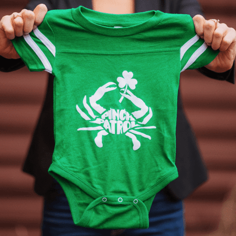 Irish-Baby-Onesie
