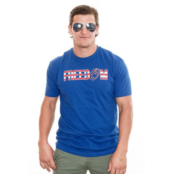 Freedom (Royal Blue) / Shirt
