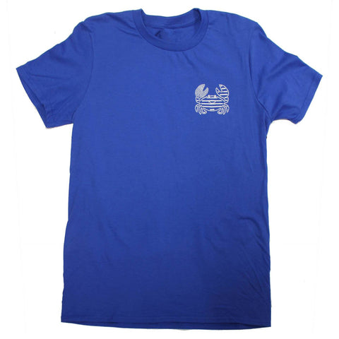 Stars & Stripes Crab (Royal Blue) / Shirt