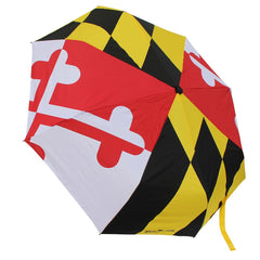 Maryland Flag / Compact Umbrella