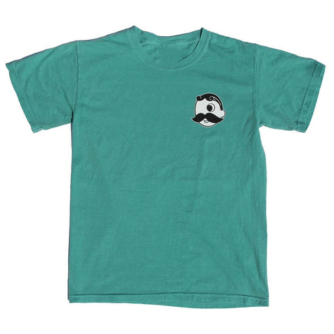 Natty Boh Bottle Cap (Seafoam Green) / Shirt