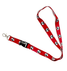 Natty Boh Logo (Red) / Lanyard