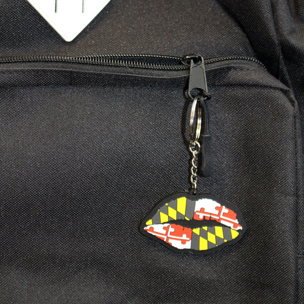 Maryland Kiss / Key Chain