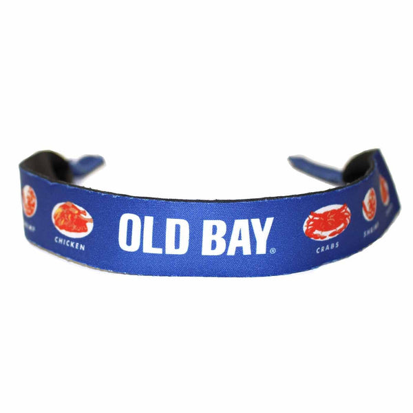 Old Bay with Plates / Neoprene Croakie