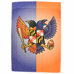 Birdland Shield / Garden Flag - Route One Apparel