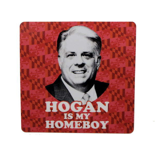 Hogan is my Homeboy / Sticker