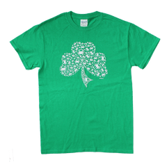 Crab Shamrock / Shirt - Route One Apparel