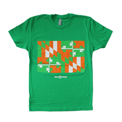 Irish Maryland Flag / Shirt