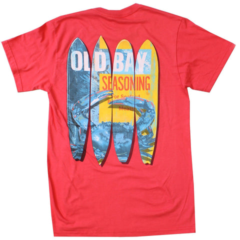 Old Bay and Crab Surfboards (Paprika) / Shirt
