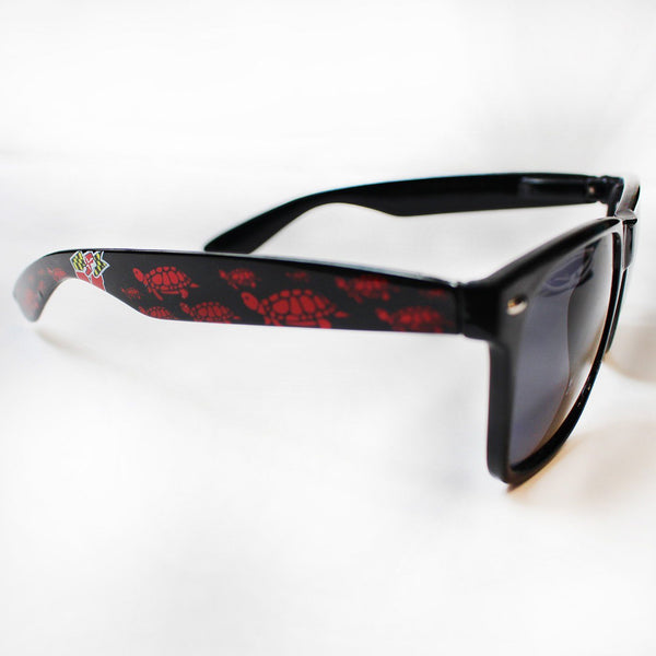 UMD Turtles (Black) / Shades