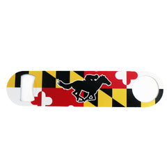 Maryland Flag Horse Race / Bottle Opener