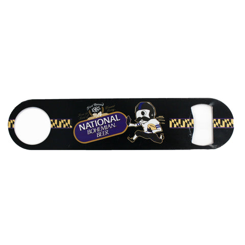 Natty Boh Football / Bottle Opener