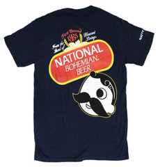 National Bohemian Beer Signature Classic (Sport Dark Navy) / Shirt