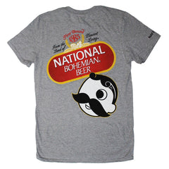 National Bohemian Beer Signature Classic (Sport Grey) / Shirt