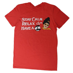 Stay Calm, Relax and Have A Boh Hon (Coral) / Shirt