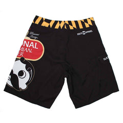 National Bohemian (Black) / Board Shorts