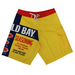 Old Bay Can (Yellow) / Board Shorts