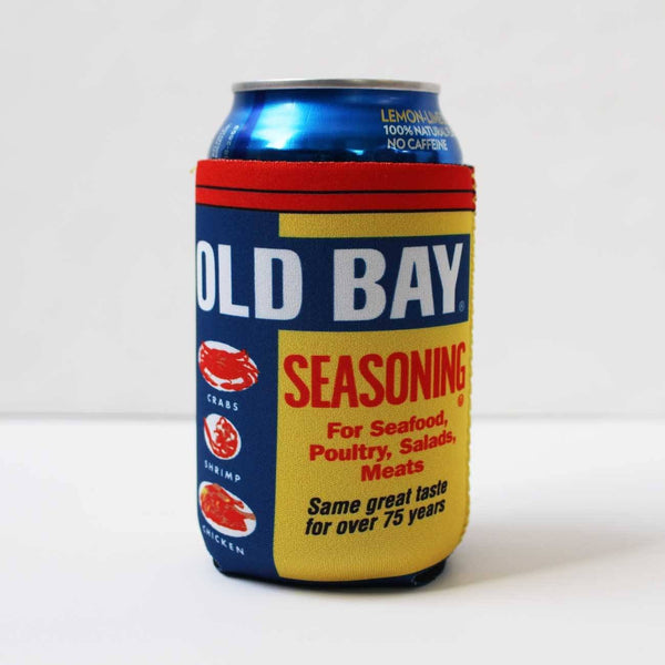 Full Old Bay Can / Koozie