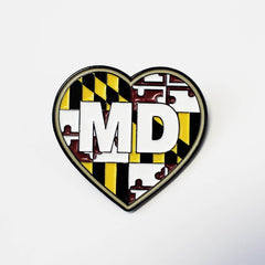 Maryland Heart / Pin