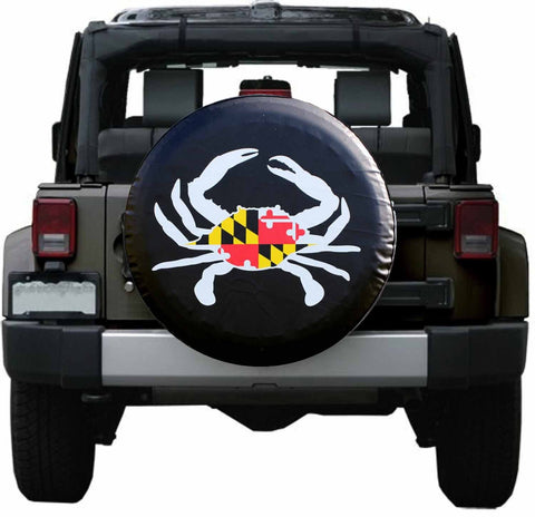 Maryland Crab / Tire Cover