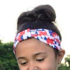 America in Miniature Maryland Flag (Style 2) / Headband - Route One Apparel