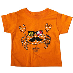 Fun Crab Disguise (Orange) / *Toddler* Shirt