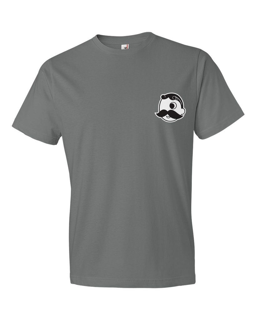 *PRE-ORDER* Natty Boh Bottle Cap (Storm Grey) / Shirt - Route One Apparel