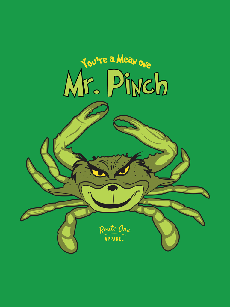 Mr. Pinch / Christmas Card