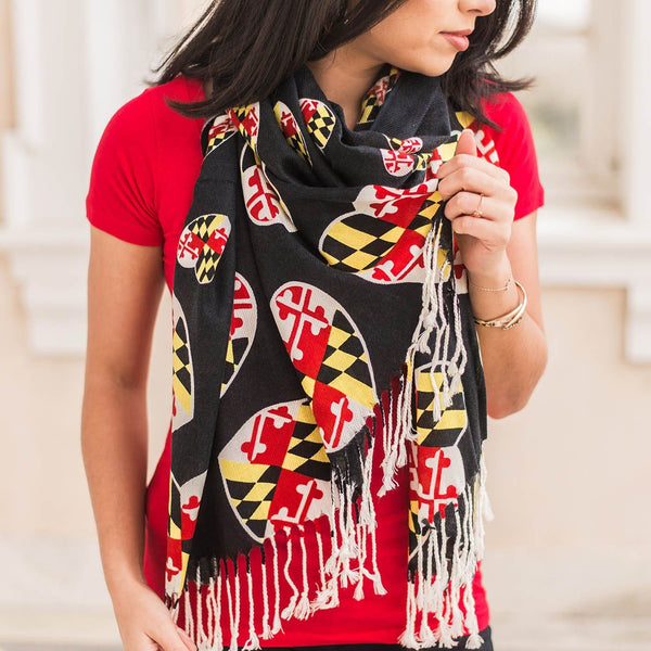 Maryland Hearts / Scarf