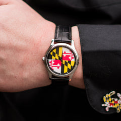 Maryland Flag / Watch