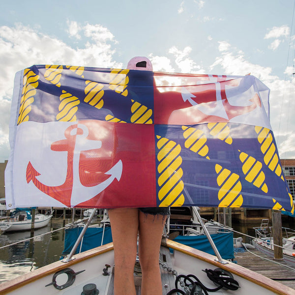 Maryland Nautical / Flag