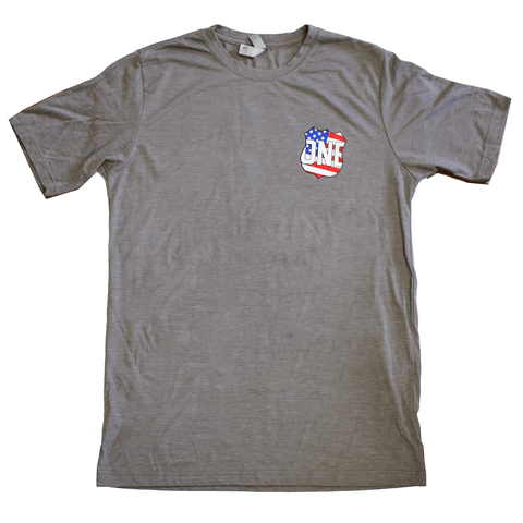 Star Spangled Hammered (Ash) / Shirt