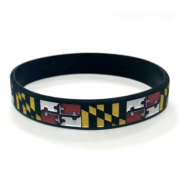 Maryland Flag / Bracelet