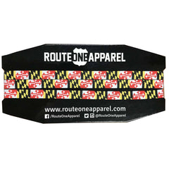 Maryland Flag 3 Piece / Thin Athletic Headband