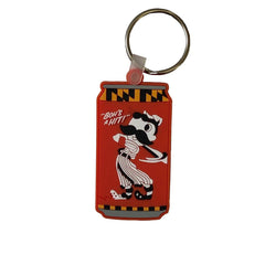 Natty Boh Baseball Swing Batter Can / Key Chain