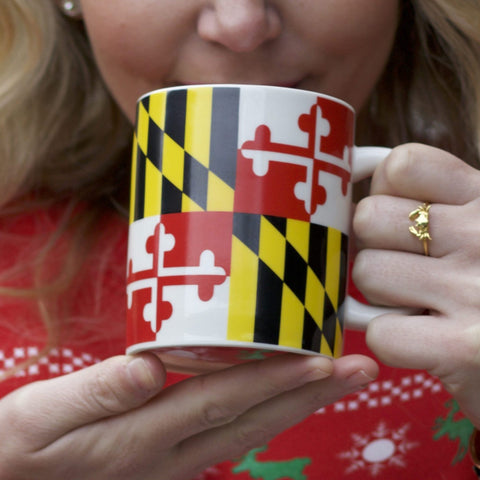 Maryland Flag / Mug