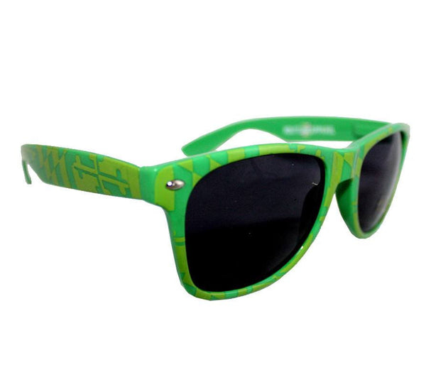 Green Maryland Full Flag / Shades