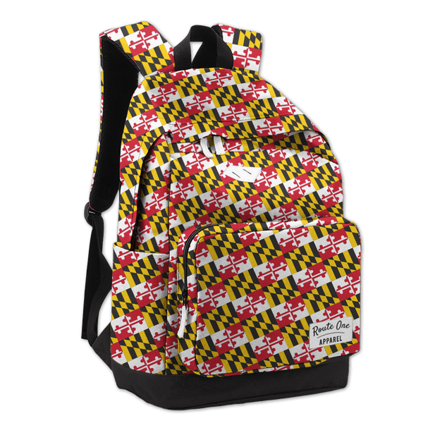 Maryland Full Flag / Book Bag