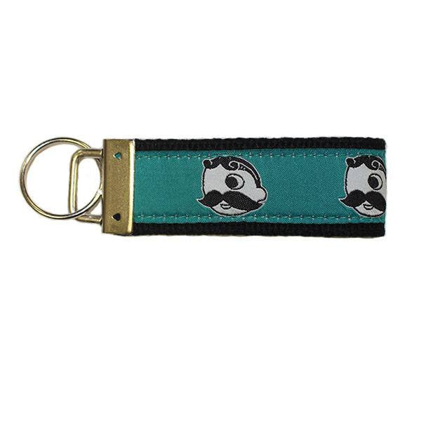 Natty Boh Logo (Green) / Key Chain