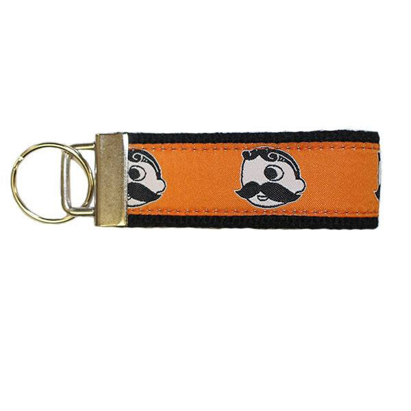 Natty Boh Logo (Orange) / Key Chain